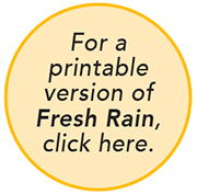 Fresh Rain button